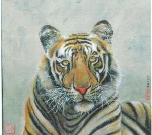 Animal painting  動物畫