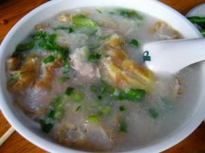 jidi congee (及第粥)