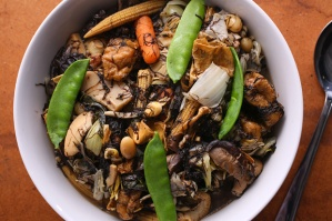 Jai ( 齋, vegetable combinations)