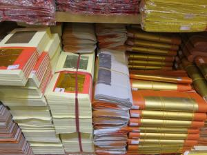 Traditional joss paper (ghost money)