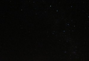 The Southern Cross and False Cross