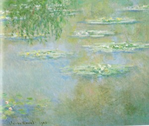 Signed and dated: Claude Monet, 1903. Oil on canvas; 81.3 x 101.6 cm. The Dayton Art Institute