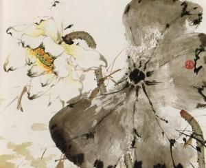 Artist: Chao Shao-ang (趙少昂) (1905 – 1998)