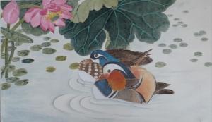 Artist : Ip Chit Hoo (葉哲豪老師) (1918 to present), 1983