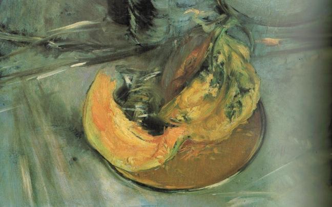 Giovanni Boldini (1842 – 1931) , The Melon, ca 1905, 36.5 x 60 cm, Musee D'Orsay