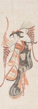 Fuji Musume or 'Wisteria Maiden'