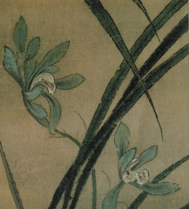 Artist Unknown. The painting was attributed to be a masterpiece from Sung Dynasty (960 CE – 1279 CE)