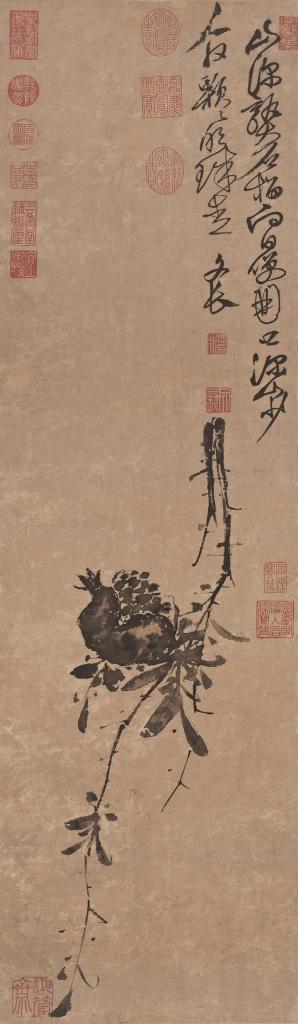 Xu Wei (徐渭)(1523-1593)